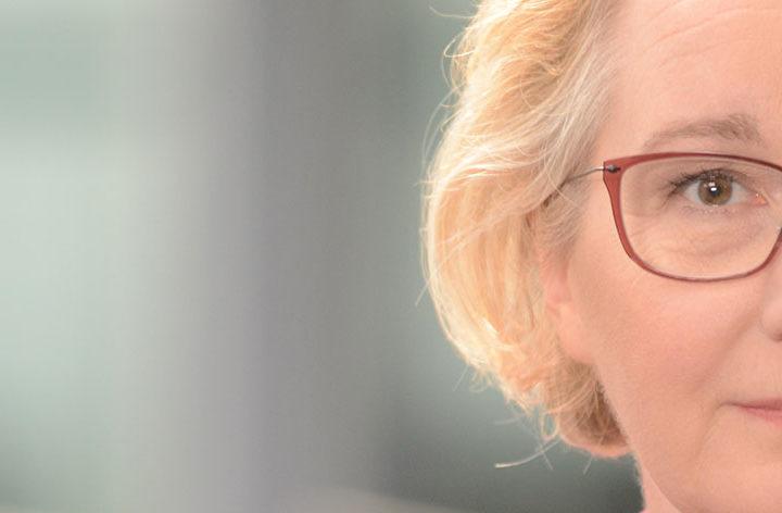 Aalener Startups präsentieren sich Wissenschaftsministerin Theresia Bauer