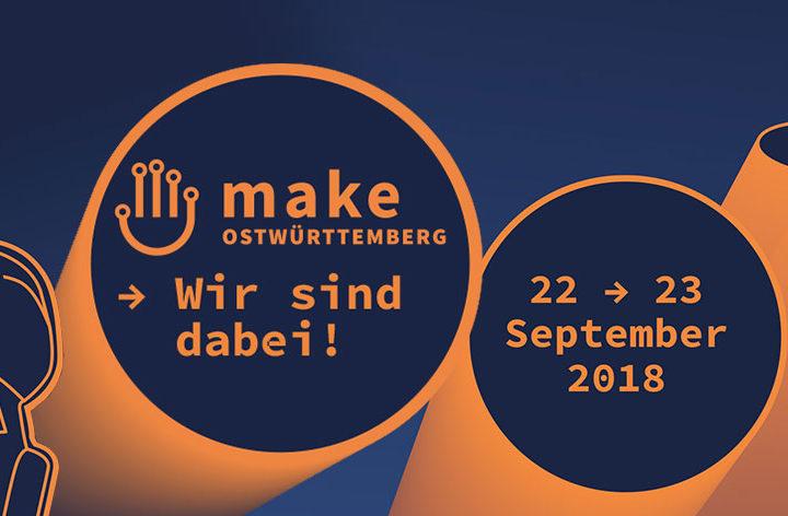 Zukunft. Digitalität. Trends – Make Ostwürttemberg