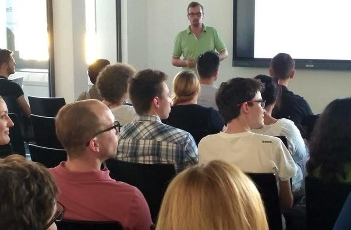 1. Start-Up Wednesday in Schwäbisch Gmünd