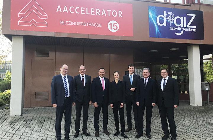 Business-Angel-Netzwerk Ostwürttemberg gegründet