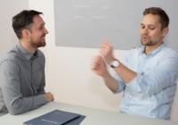 Start-Up Stories: Goldschnitt Interaktion. Die optimale Schnittstelle zwischen Mensch und Maschine