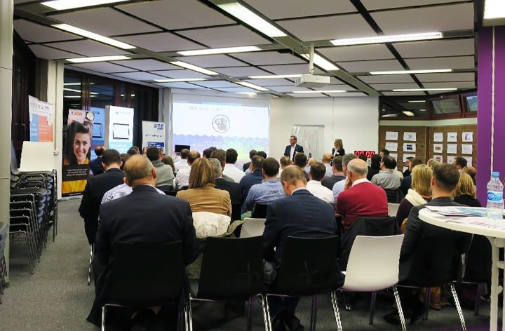 "Erster ""BME-Start-up Crunch"" im AAccelerator Aalen ein voller Erfolg"