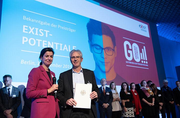 1,5 Millionen Euro zur Stärkung der Gründungskultur in Studium und Lehre an der HS Aalen