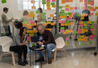 Das DOCK 33 – seit 6 Monaten Anlaufstelle für die regionale Kreativszene