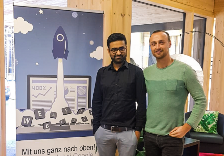 Kulturelle Vielfalt beim Aalener Start-Up webAufstieg