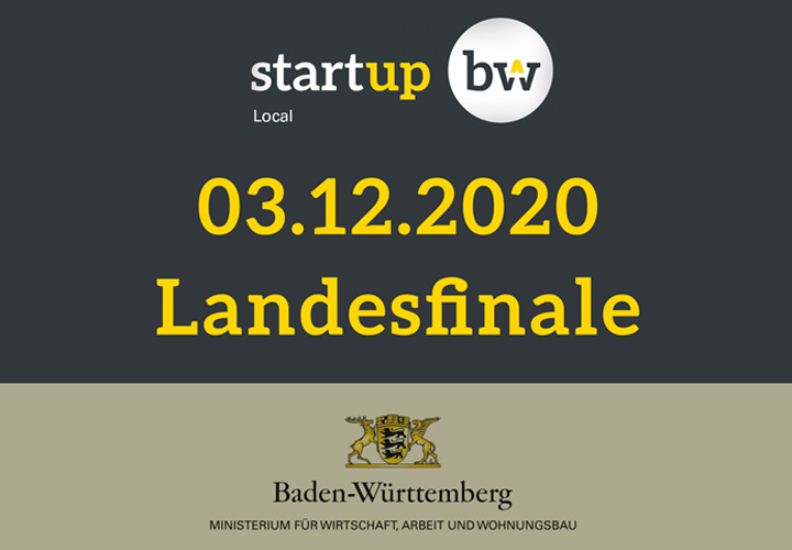 Start-up Ostwürttemberg siegt im Landesfinale