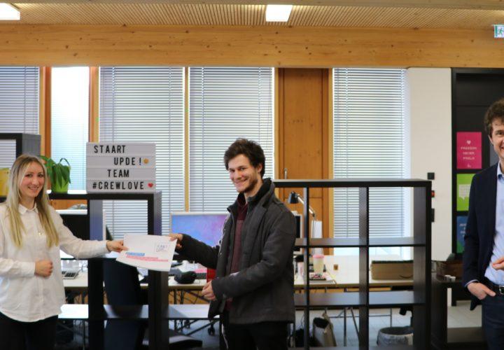 Neustes Gründungsvorhaben im Shared-Desk zum Kunststoff-Recycling