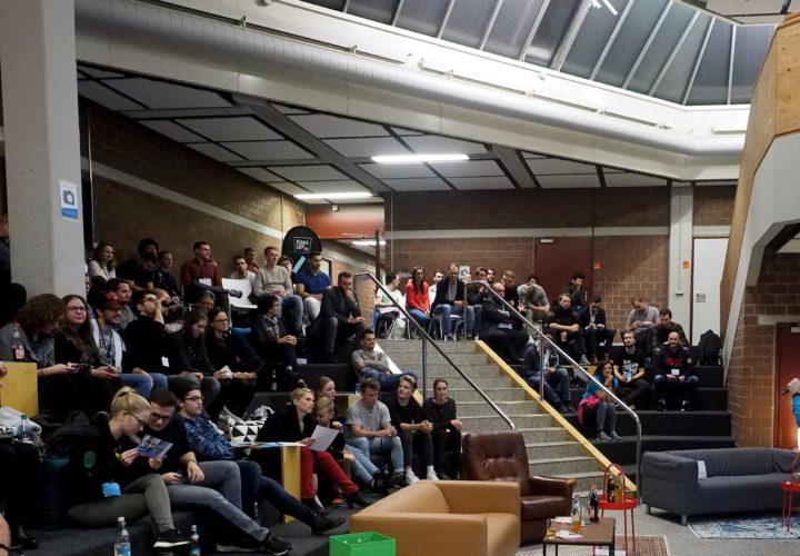 Gründer-Talk feiert 50. Jubiläum